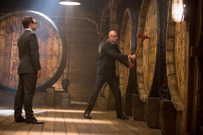Crítica: 'Kingsman: El círculo de oro'