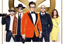 Kingsman the golden circle circulo de oro