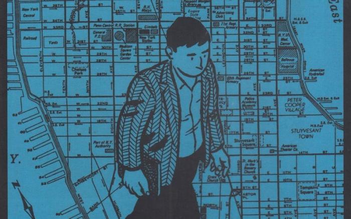 La ciudad de cristal Paul Auster Navona destacada