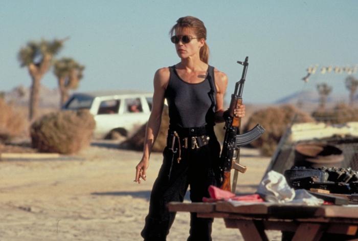 Linda Hamilton regresa a la franquicia de Terminator 1