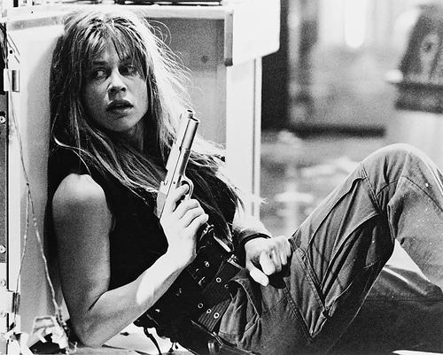 Linda Hamilton regresa a la franquicia de Terminator 2