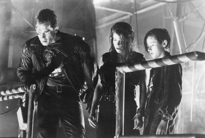 Linda Hamilton regresa a la franquicia de Terminator 3