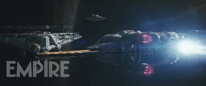 Los últimos Jedi - Poe Ala-X
