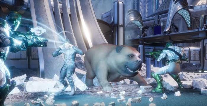 Marvel Powers United VR 1