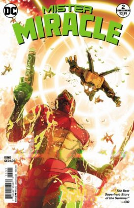 Mister Miracle 2