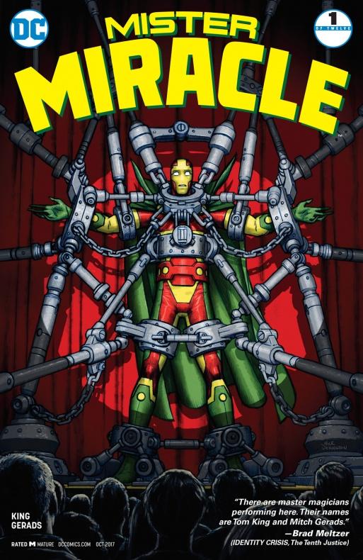 Mister Miracle encadenado