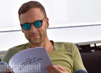 Nick Blood vuelve a 'Agentes de SHIELD'