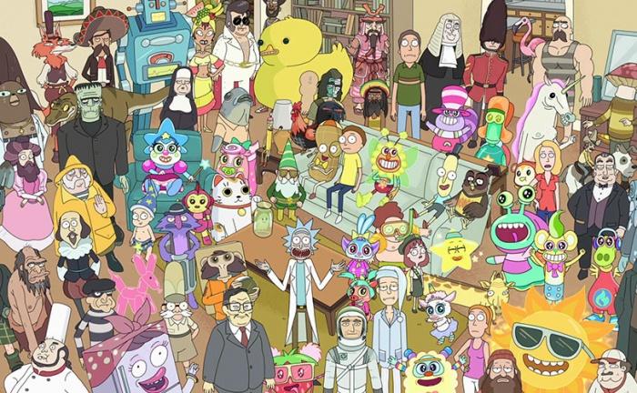 Nosolorol y Crazy Pawn anuncian Rick y Morty el juego de rol 1