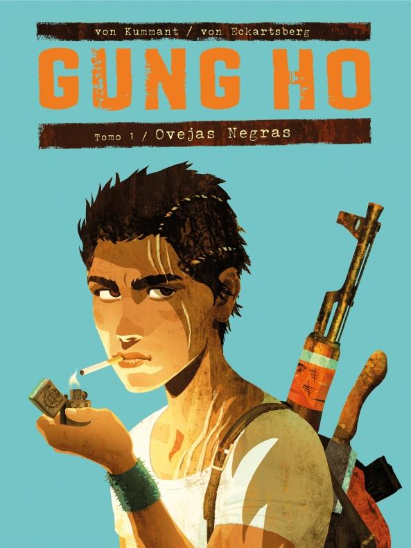 Portada Gung Ho 1