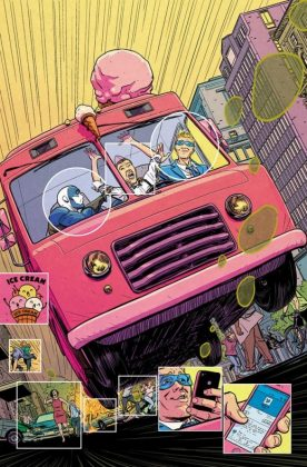 Primer vistazo a Quantum and Woody 1 de Valiant 1