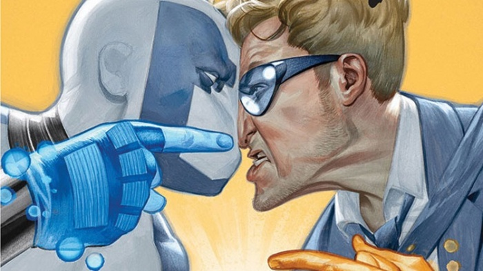 Primer vistazo a Quantum and Woody 1 de Valiant 5