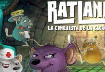 Ratland Portada