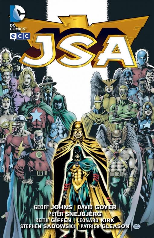 Reseña JSA de Johns 4 5 y 6 de ECC Ediciones 1
