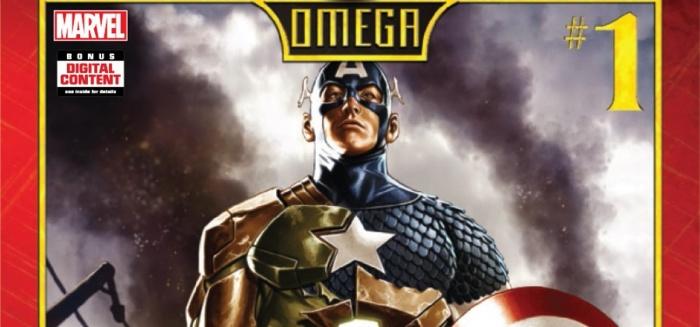 Secret Empire Omega 12