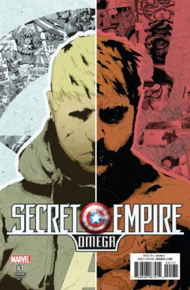 Secret Empire Omega 9