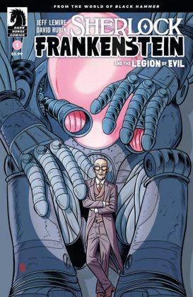 Sherlock frankenstein legion of evil 06