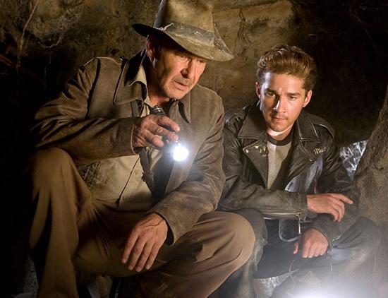 Shia LaBeouf no estará en la próxima producción de Indiana Jones 3