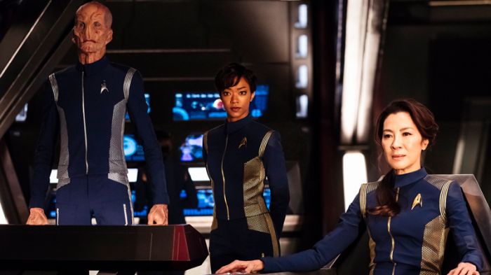 Star Trek Discovery Así se graba el tema musical principal
