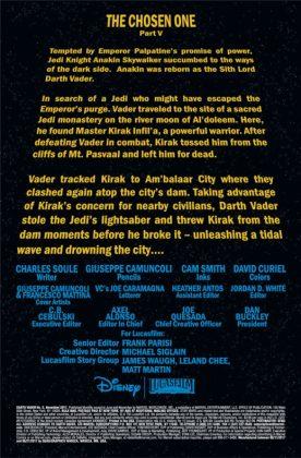 Star Wars Darth Vader 3