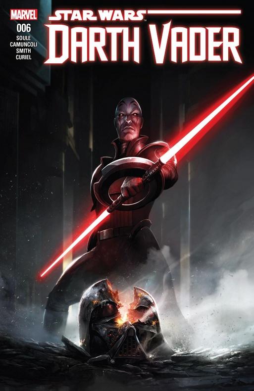 Star Wars Darth Vader 6 1