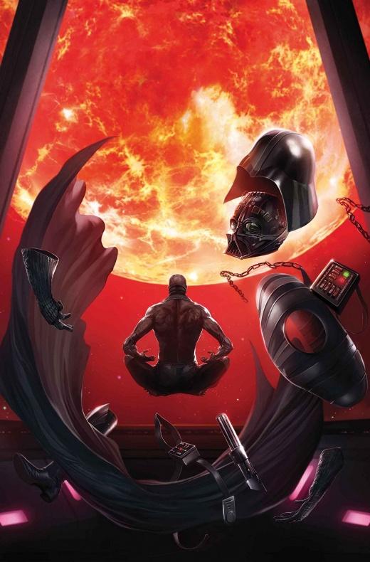 Star Wars Darth Vader 8 1