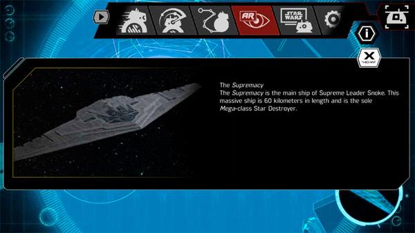 Star Wars Primera imagen de la nave del Líder Supremo Snoke 3