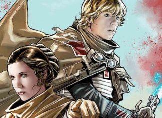 Star Wars The Last Jedi - Storms of Crait 1