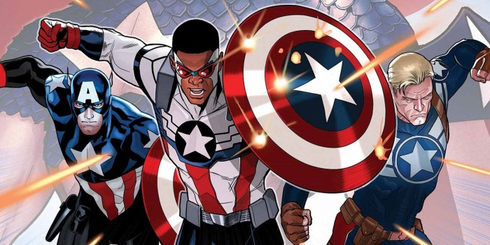 Steve-Rogers-Bucky-Barnes-and-Sam-Wilson-as-Captain-America