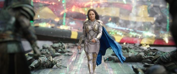 Tessa Thompson Thor Ragnarok Valkiria