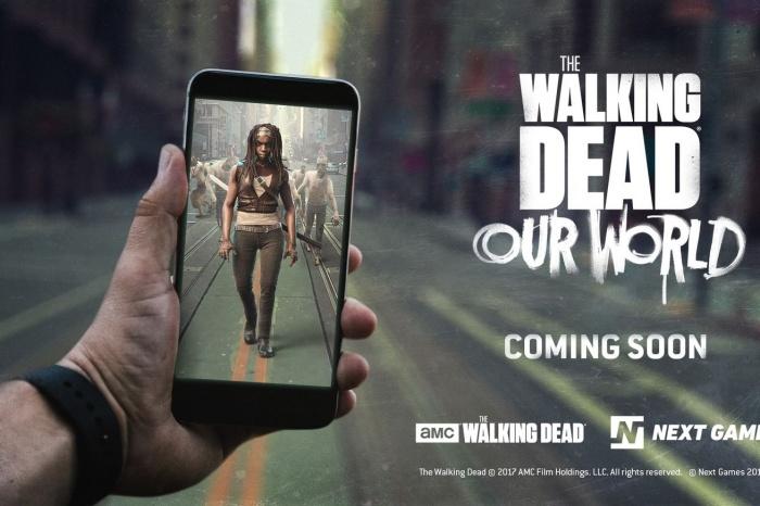 The Walking Dead Our World Los zombies invaden el mundo real 1