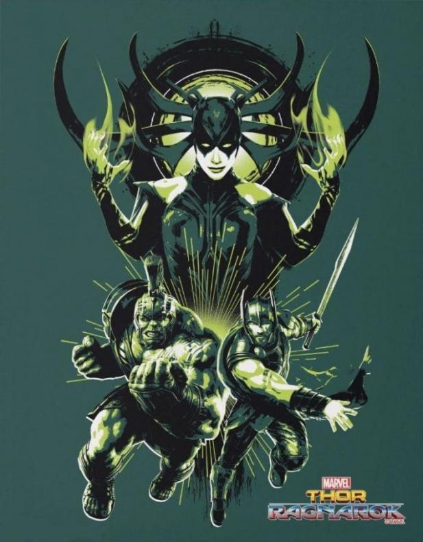 Thor Ragnarok 4