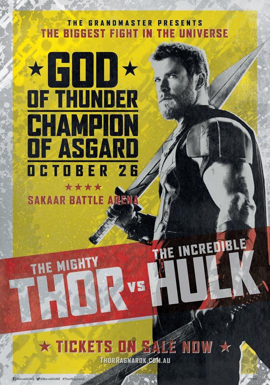 Thor Ragnarok 8