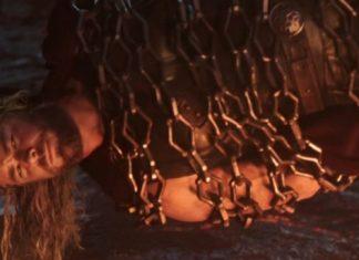 Thor Ragnarok - encadenado