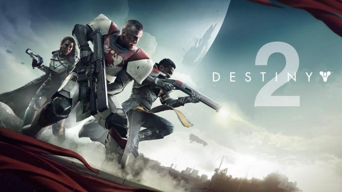 Tráiler oficial en acción real de Destiny 2 1