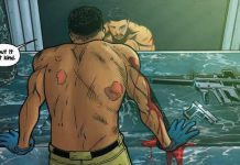 Wildstorm Michael Cray 7