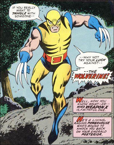Wolverine Len Wein