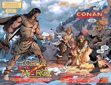 Wonder Woman Conan