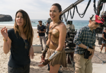 Wonder Woman Patty Jenkins 1