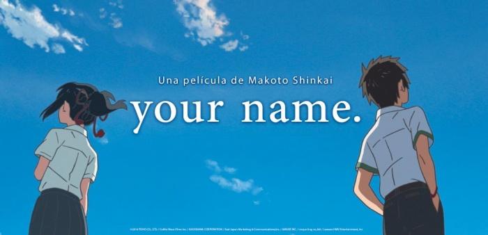 Your name Makoto Shinkai Selecta