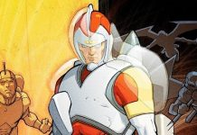 adam strange krypton