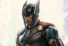 Concept Art de 'Thor: Ragnarok'