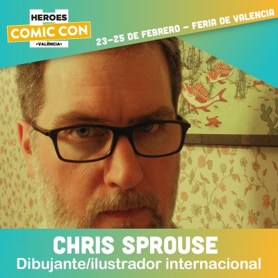 10 Chris Sprouse