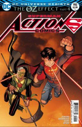 ACTION COMICS #990 (1)