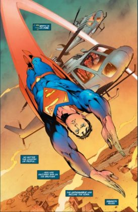 ACTION COMICS #990 (2)