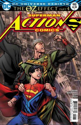ACTION COMICS #990 (7)