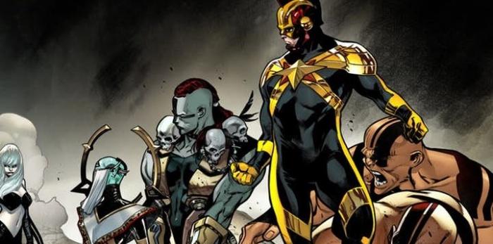 Avengers No Surrender Legión Letal Marvel 1