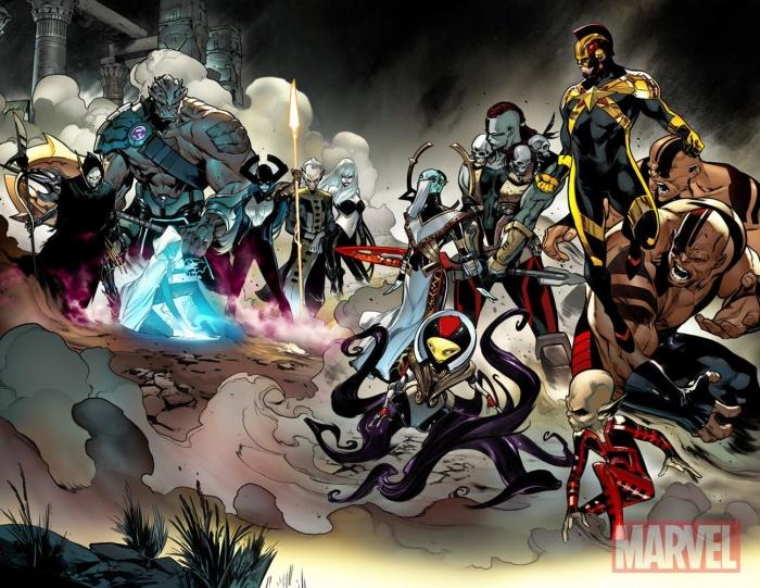Avengers No Surrender Legión Letal Marvel