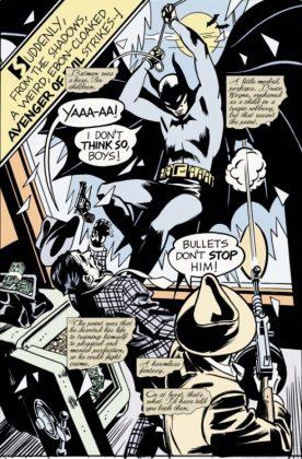 Batman Creature of the Night 2