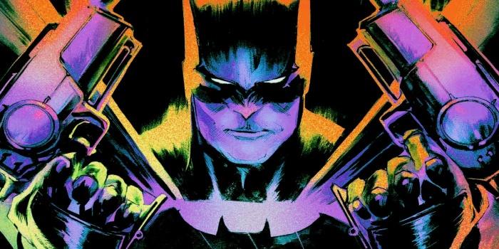 Batman Futuro DC Comics Detective (1)