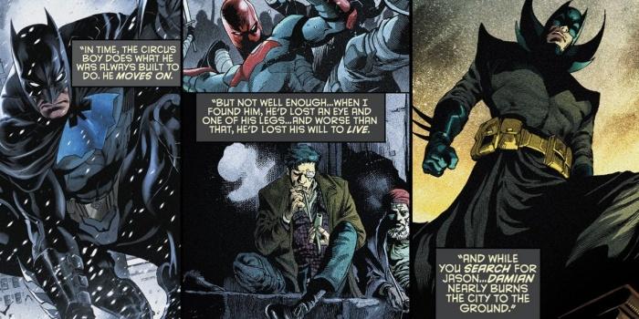 Batman Futuro DC Comics Detective (3)